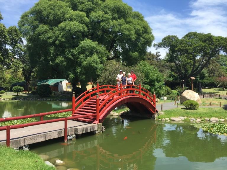 VIP TOURS BA - Japanese Garden