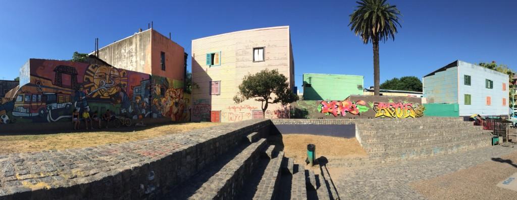 VIP TOURS BA - Experiences in Buenos AIres - La Boca - Fireman Square