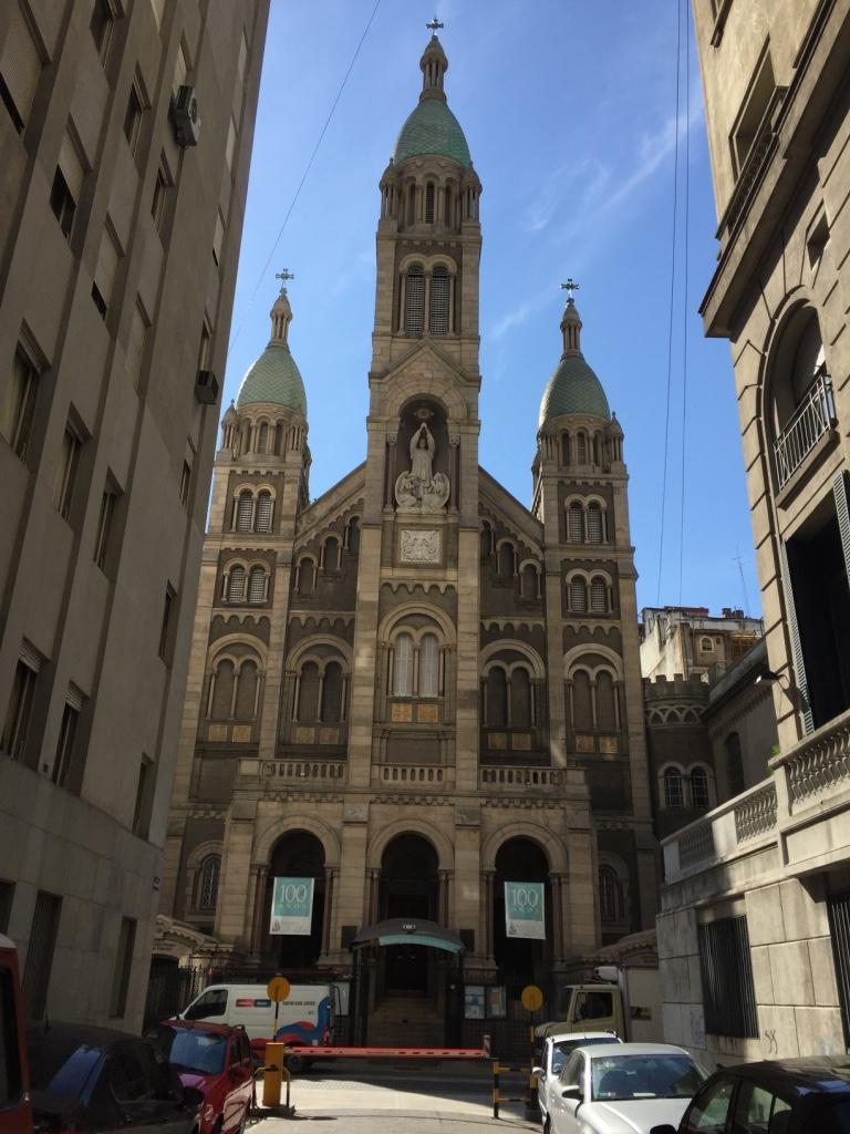 VIP TOURS BA - EXPERIENCES IN BUENOS AIRES - SANTISIMO SACRAMENTO CHURCH