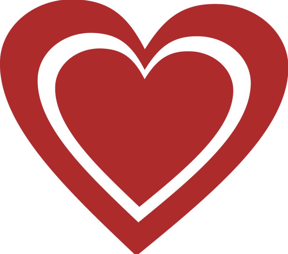 imagen de corazon - HD1033×916